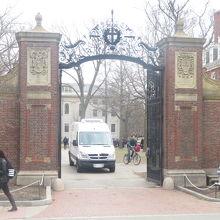 ボストンで訪れておくべき場所のひとつ。