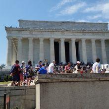 リンカーンの神殿