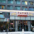 写真:エンパイア ステーキ ハウス (50thストリート店)