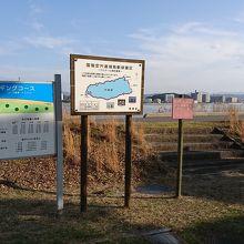 宍道湖ジョギングコース