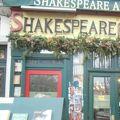 写真:シェイクスピア アンド カンパニー書店