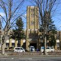 写真:岩手県公会堂