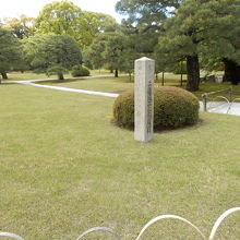 元元離宮二条城二の丸庭園、