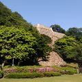 写真:鳥取城跡 久松公園