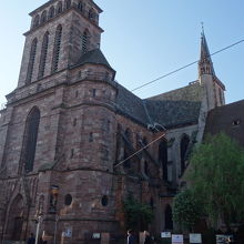 サン・ピエール教会。古いほう。Eglise Saint-Pierre-le-Vieux