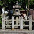 八坂神社 忠盛燈籠