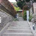 写真:王直屋敷 天門寺跡