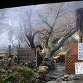 写真:昇仙峡 金渓館