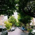 写真:富錦街 (フージンジエ)