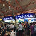 写真:天天海南鶏飯 (マックスウェル フードセンター店)