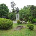 写真:徳川家康公銅像