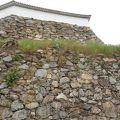 写真:姫路城 上山里下段石垣 (黒田官兵衛ゆかりの石垣)