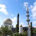 写真:サバ州立モスク