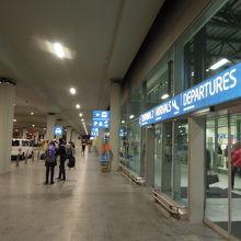 ヴァーツラフ ハヴェル プラハ国際空港
