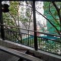 写真:ヒルサイド エスカレーター (中環至半山自動扶梯)