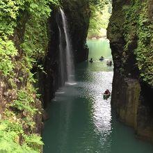 真名井のの滝