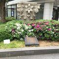 写真:旧三菱銀行三宮支店 柱頭