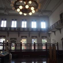 旧秋田銀行の本店の建物