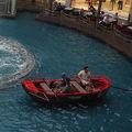 写真:サンパン船