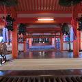 写真:嚴島神社 本殿
