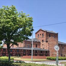 カブトビール工場跡地