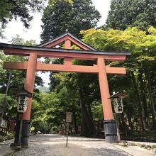 延暦寺の守護神社