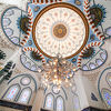 トルコ様式の美しいモスク