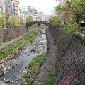 写真:中島川石橋群