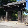 写真:蛤御門 (京都御苑内)