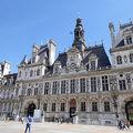 写真:パリ市庁舎