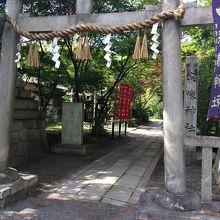 京都御苑の中にある