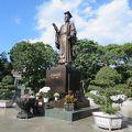 写真:李太祖像