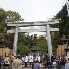 犬山祭りはこの神社の例祭です