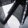写真:京都駅ビル空中径路