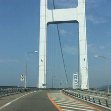 しまなみ海道を代表する橋!!