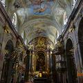 写真:アンナ教会