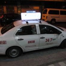 悪名高いフィリピンタクシー