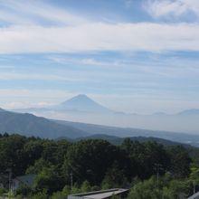 山梨からミス富士山は「スッ」とした感じ