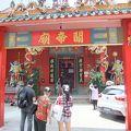 写真:関帝廟