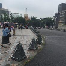 明治神宮への橋