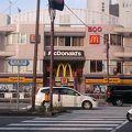 写真:マクドナルド 甲子園球場前店