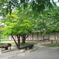 写真:五稜郭 土蔵(兵糧庫)