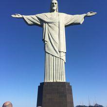 コルコバードの丘〜リオのランドマーク