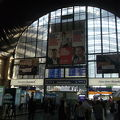 写真:観光案内所 (フランクフルト中央駅)