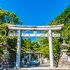 犬山城に行った際に参拝しました。