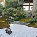 写真:妙心寺庭園