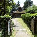 写真:旧宮崎家住宅
