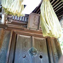 多賀城の多賀神社です