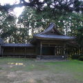 写真:牛尾神社能舞台