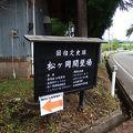 写真:松ヶ岡地区